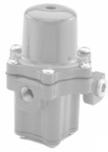 "GAS REGULATOR HIGH PRESSURE NON-ADJUSTABLE 600,000 BTU 1/4"" FPT"