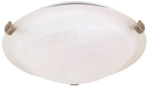 CEILING FIXTURE 12 IN. BRUSH NICKEL