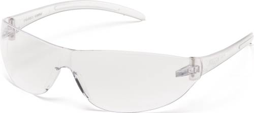 BASERUNNER SAFETY GLASSES CLEAR