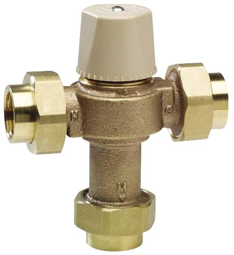 Moen Commercial 104424 Mixing Valve With Check Valves In: MIXING VALVES : All Southern Supply, Maintenance & Repair