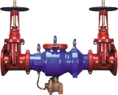 WILKINS BACKFLOW PREVENTER 975 SERIES 3""