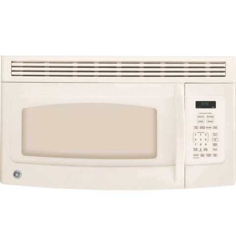 GE SPACEMAKER OVER THE RANGE MICROWAVE OVEN WITH 950 COOKING WAT