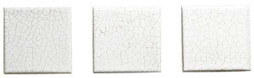 KOHLER FABLES & FLOWERS™ DECORATIVE FIELD TILE, WHITE