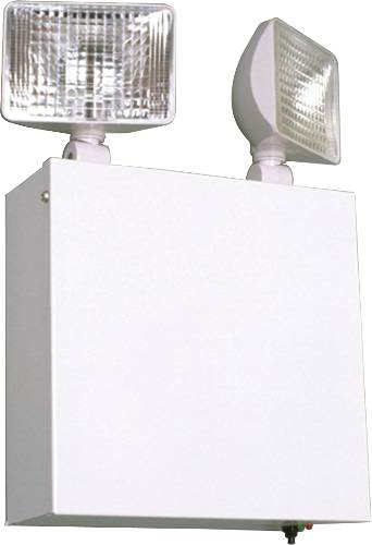 SILTRON 2 HEAD EMERGENCY LIGHT