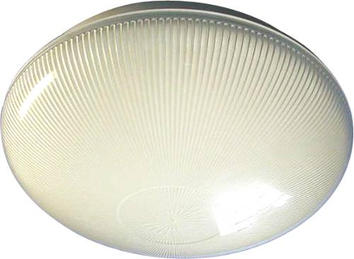 CEILING FIXTURE, SNAP IN LENS, POLISHED BRASS BASE 2/TT13