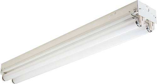 DAMP-LOCATION LIGHT STRIP LIGHT FIXTURE