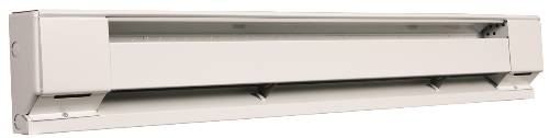 QMARK ELECTRIC BASEBOARD HEATER 1000 WATT AT 240 VOLTS AND 752 W