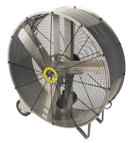 BARREL FAN 42 IN.