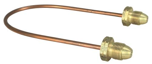 PIGTAIL POL X POL X 20 IN. SHORT NIPPLE