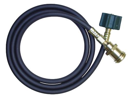 MEC GAS BOX EXTENSION HOSE 120 IN.