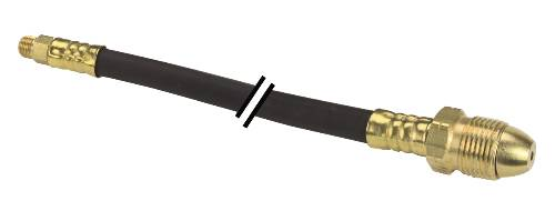 PIGTAIL THERMO POL X INVERTED FLARE X 24 IN.