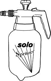 ONE HAND SPRAYER