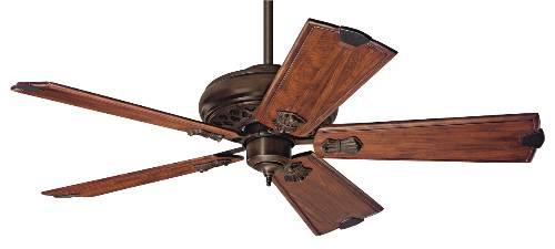 CEILING FAN CELINI COCOA FINISH 60""