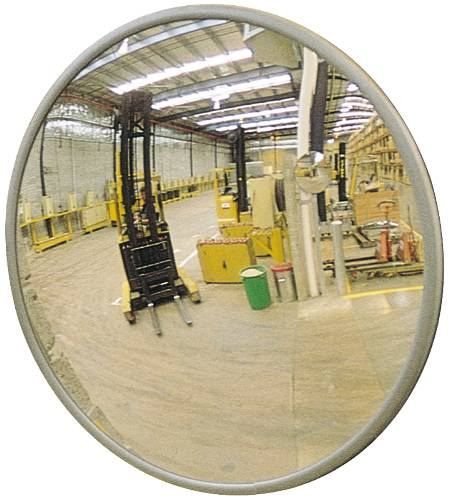 ACRYLIC SECURITY MIRROR, 24 IN.