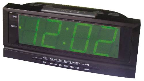 CLOCK RADIO LED