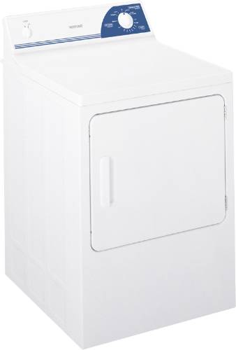 HOTPOINT ELECTRIC DRYER WHITE