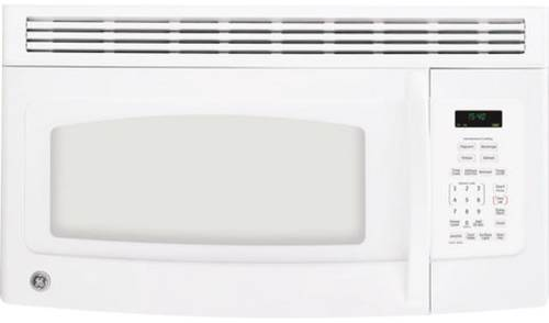 GE SPACEMAKER MICROWAVE OVEN 1.4 CU. FT. WHITE