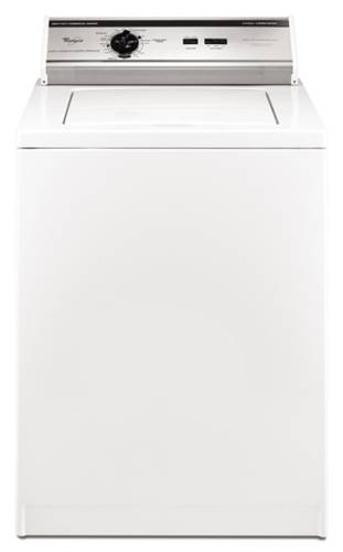 WHIRLPOOL COMMERCIAL WASHER WHITE