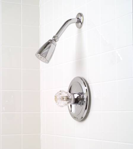 CONCORD SHOWER FAUCET WASHERLESS CHROME FINISH
