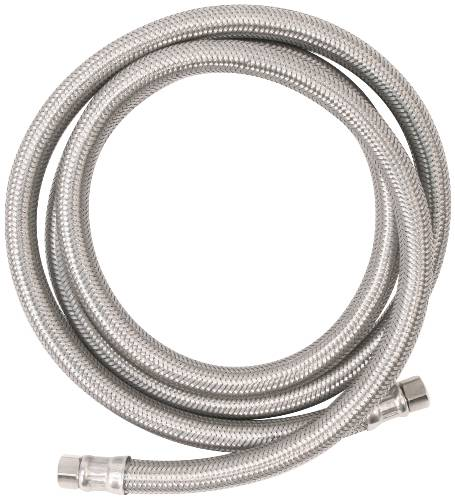 ICE MAKER CONNECTOR SUPPLY LINE, 1/4 IN. COMPRESSION X 1/4 IN. C