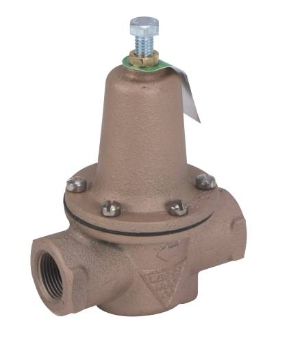 WATER PRESSURE VALVE 1/2 IN FIP RED