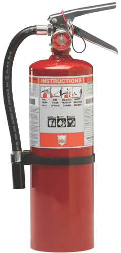 PRO 220 RECHARGEABLE EXTINGUISHER