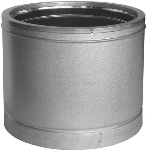 M&G DURAVENT DURATECH® CHIMNEY PIPE, 10 IN. INNER DIAMTER, 36 IN