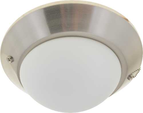 SINGLE LIGHT DOME 10 IN.