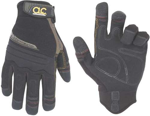 CLC FLEXGRIP® SUBCONTRACTOR™ HIGH DEXTERITY WORK GLOVES WITH RIN