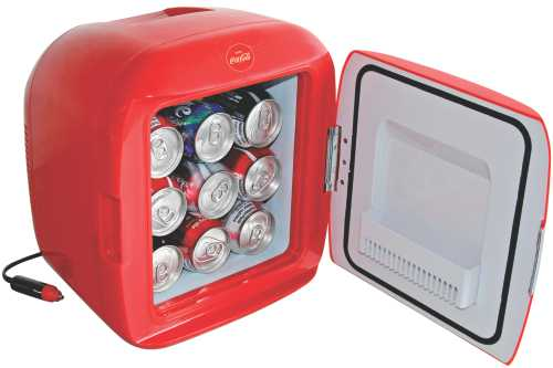 COCA COLA PERSONAL CUBE FRIDGE