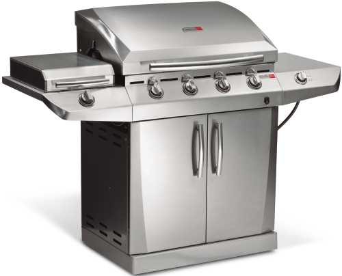 CHAR-BROIL PERFORMANCE TRU-INFRARED 580 GRILL