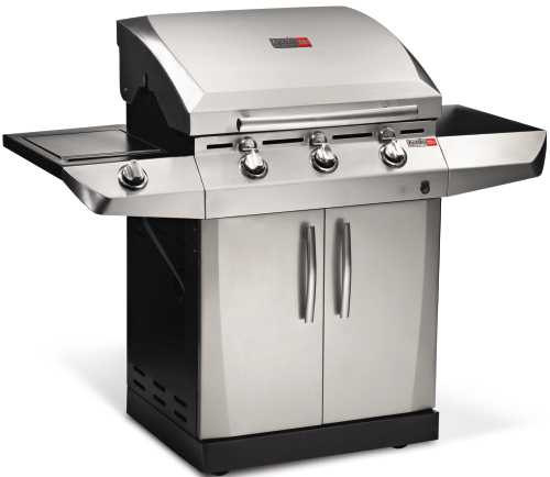 CHAR-BROIL PERFORMANCE TRU-INFRARED 500 GRILL