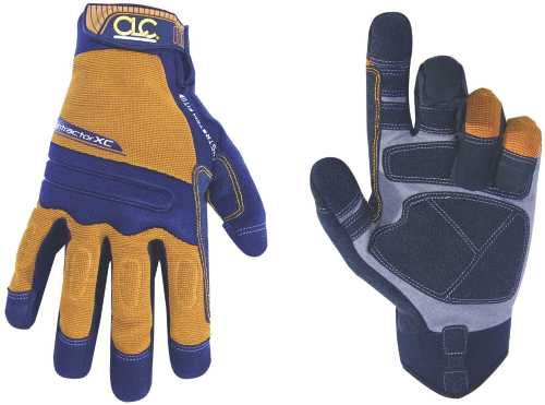 CONTRACTOR XC™ HIGH DEXTERITY WORK GLOVES X-LARGE