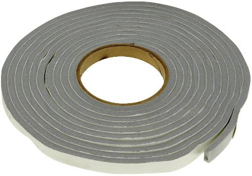 FROST KING® 17 FT. ROLL VINYL FOAM TAPE