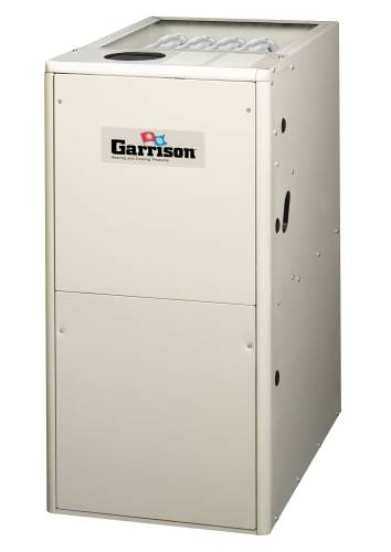 GARRISON GAS FURNACE 80% 2-3T AFUE INDUCED DRAFT UP/HORIZ