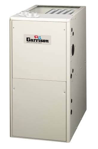GARRISON GAS FURNACE 92% 2-3T AFUE INDUCED DRAFT UPFLOW OR HORIZ
