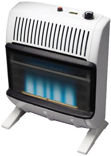 VENT-FREE BLUE FLAME HEATER 20