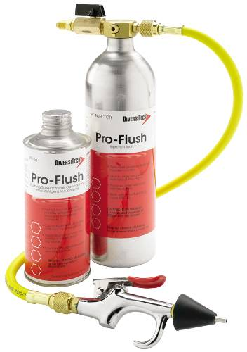 PRO FLUSH FLUSHING SOLVENT KIT
