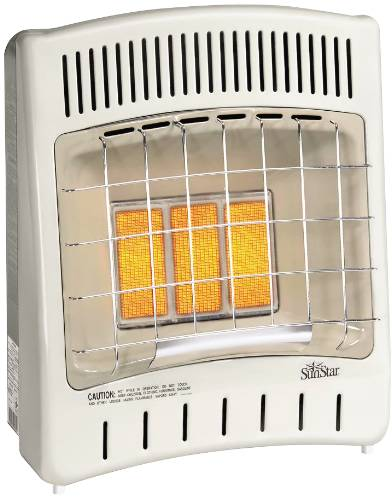 VENT-FREE HEATER 16 IN.