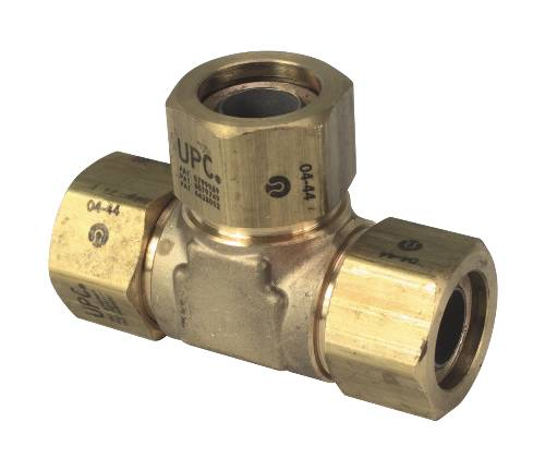 TRAC PIPE AUTOFLARE FITTING TEE 3/4 IN.