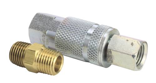 QUICK CONNECTOR 1/4 IN. MALE NPT X 3/8 IN. FEMALE NPT