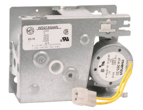 DISHWASHER TIMER FOR GE WD21X644