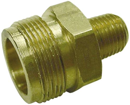 GAS APPLIANCE ADAPTER FITTING 1 IN. 20 MALE X 1/4 IN. MPT