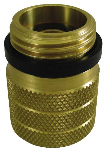 GAS SWIVEL FILL CHECK ADAPTER FITTING 1-3/4 IN. X 1-3/4 IN.