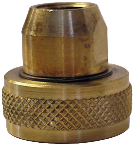 GAS MOTOR FUEL ADAPTER COUPLING 1-3/4 IN.