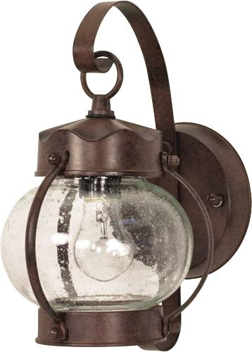 OUTDOOR BRONZE LANTERN 10.25 FT. HIGH