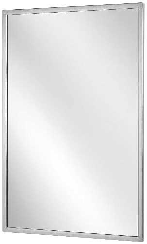 BRADLEY CHANNEL FRAME MIRROR 18 IN. X 36 IN.