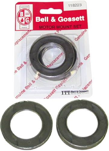 BELL & GOSSETT MOTOR MOUNTING RING SETS