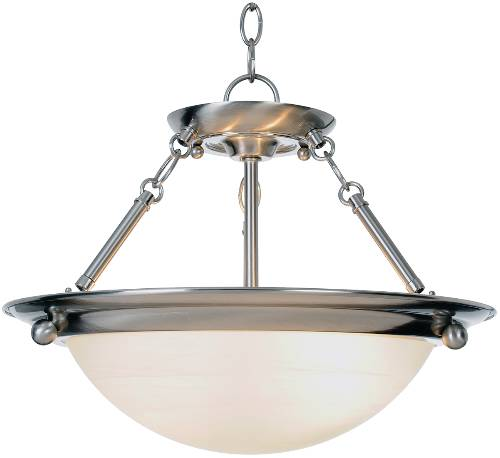 CONTEMPORARY PENDANT CEILING FIXTURE, MAXIMUM TWO 100 WATT INCAN