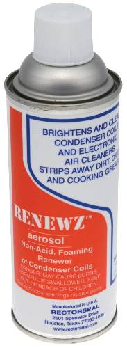 RENEWZ CONDENSER COIL CLEANER